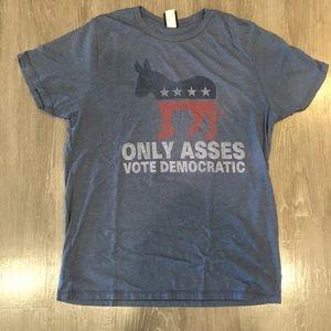 Junk Food Republican T-shirt - Size XL